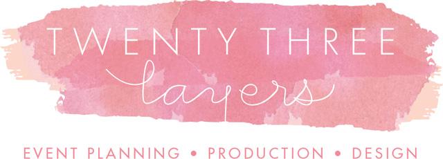 Twenty Three Layers logo